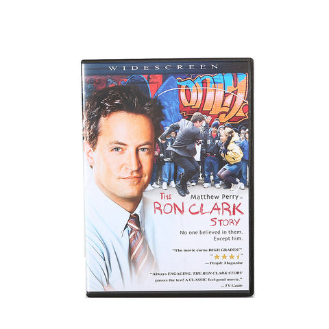 DVD: The Ron Clark Story