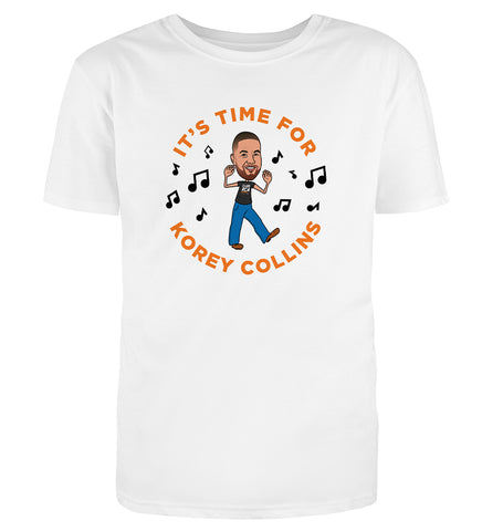 It's Time T-Shirt