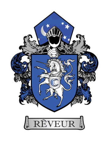 Image result for reveur house crest