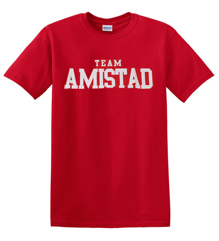 T-shirt: Amistad – Red