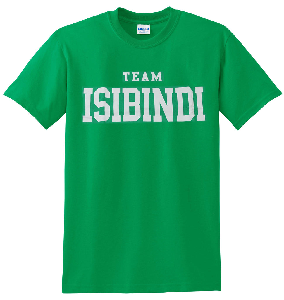 T-shirt: Isibindi – Green