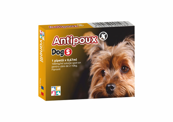 ANTIPOUX DOG spot on