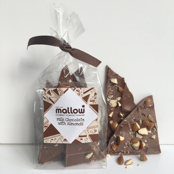 Milk Chocolate with Almonds - NEW!