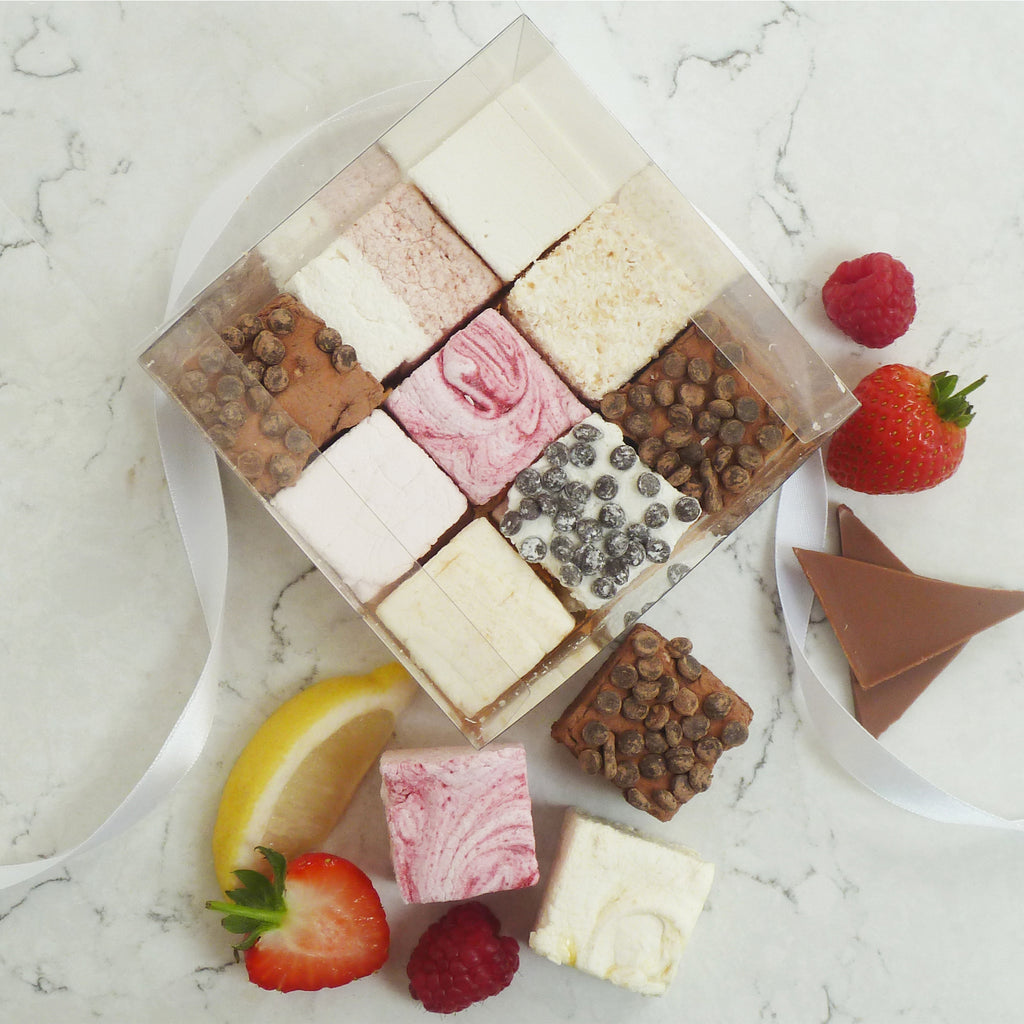 27 Piece Luxury Marshmallow Gift Box