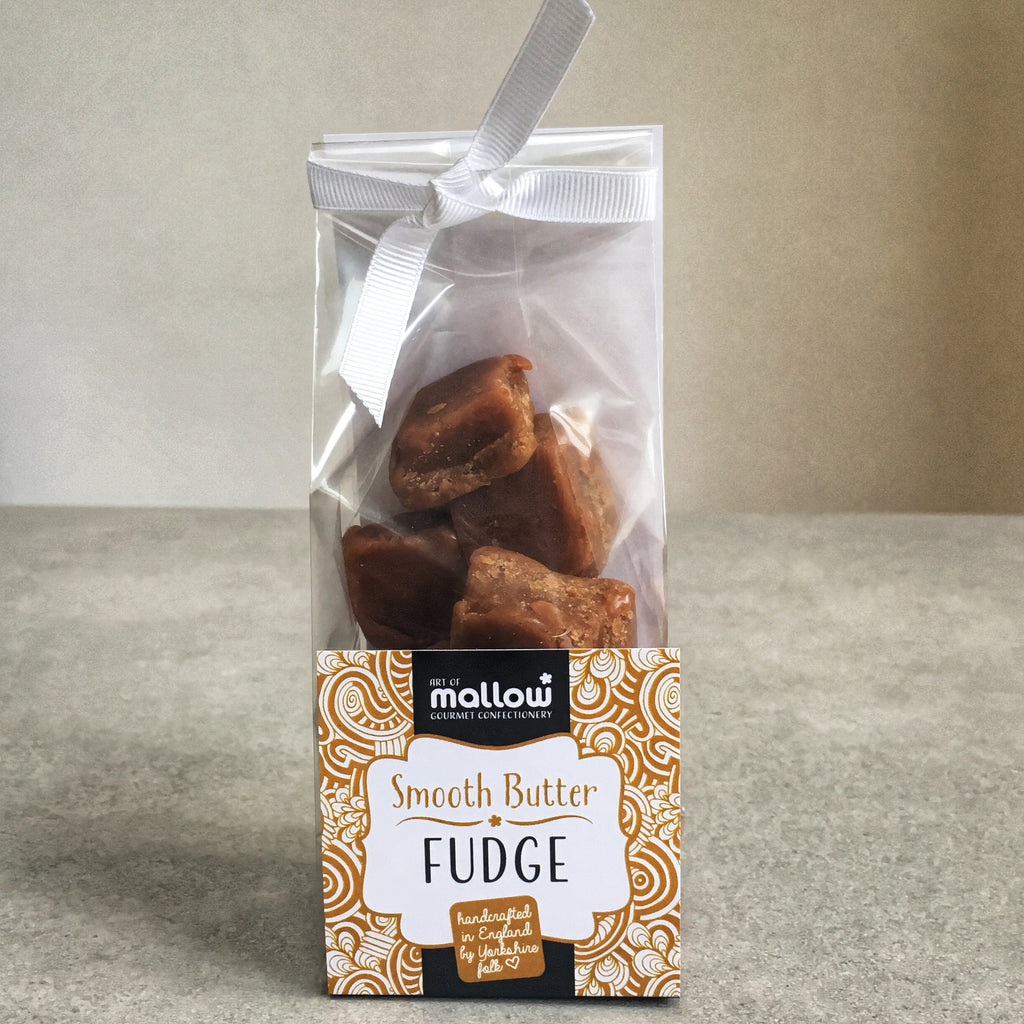 Smooth Butter Fudge