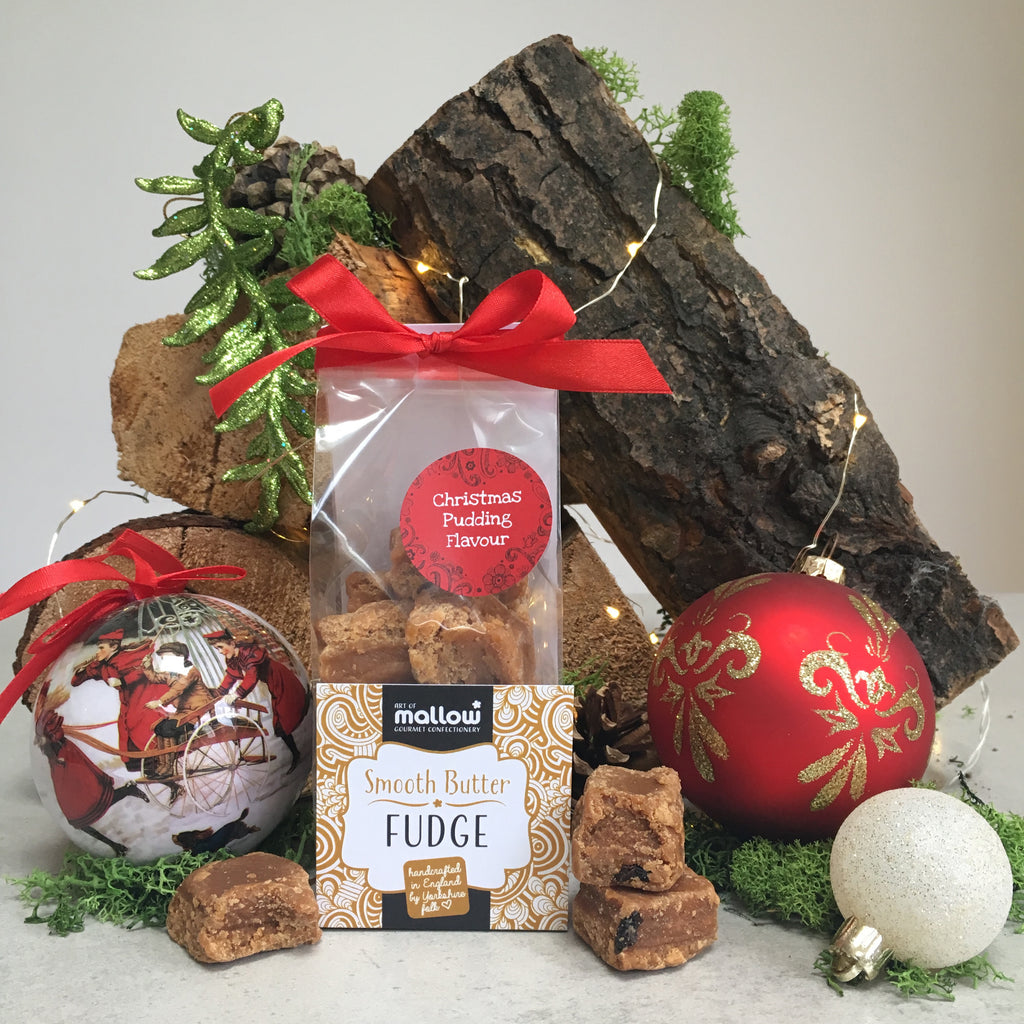 Christmas Pudding Fudge - SALE!
