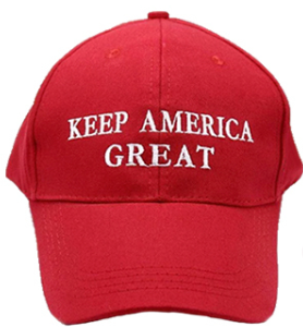 "The New 2020 ""Keep America Great"" Hat"