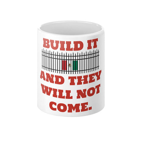 BUILD IT Coffee Mug - The Trump Outlet - 1