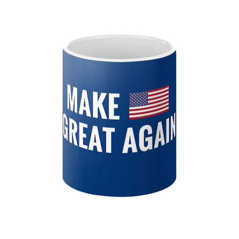 Make America Great Again Coffee Mug - The Trump Outlet - 1