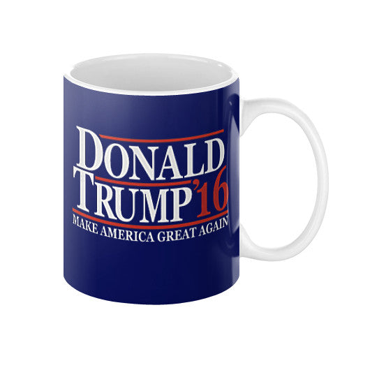 Donald Trump '16 Make America Great Again - Coffee Mug - The Trump Outlet - 1