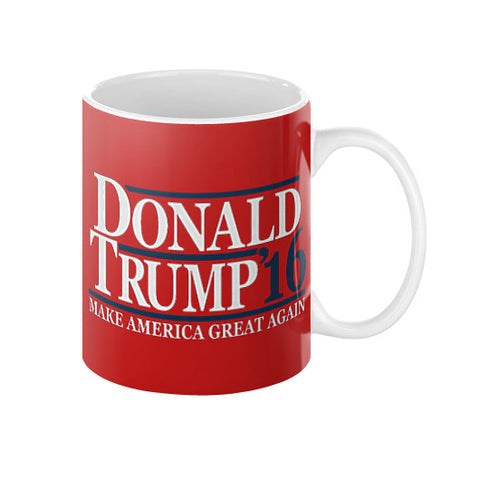 Donald Trump '16 Make America Great Again - Coffee Mugs - The Trump Outlet - 1
