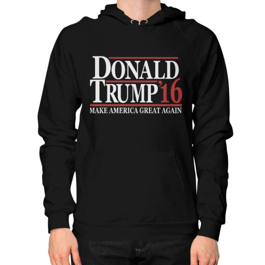 Donald Trump '16 Make America Great Again - Men's Hoodie / Sweatshirt - The Trump Outlet