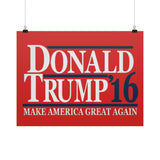 Donald Trump '16 - Make America Great Again - Rally Signs / Banners / Posters - The Trump Outlet - 5