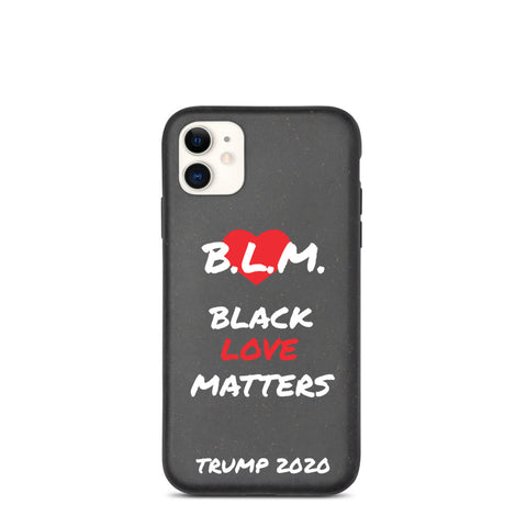 B.L.M. Black Love Matters Phone Case