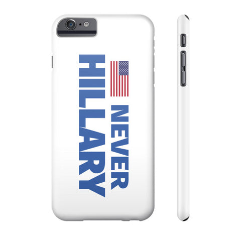 #NEVERHILLARY Phone Case - The Trump Outlet - 1