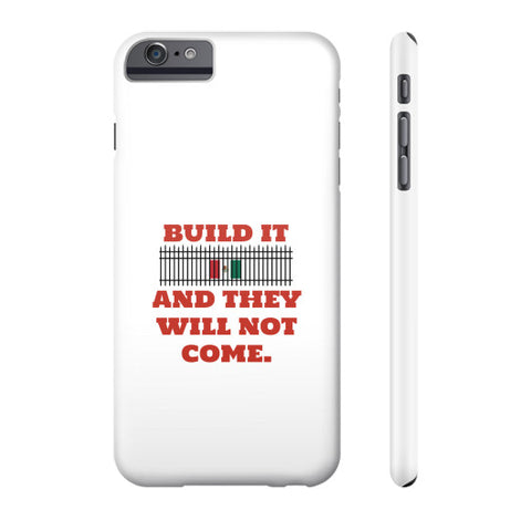 BUILD IT Phone Case - The Trump Outlet - 1