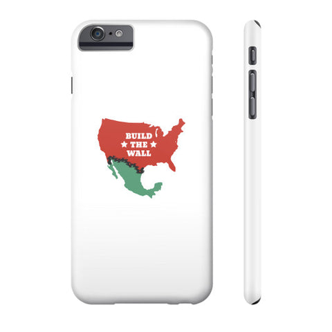 Build The Wall Phone Case - The Trump Outlet - 1