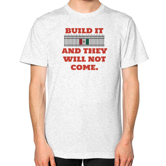 "Donald Trump for President - ""BUILD IT"" Men's T-Shirt - The Trump Outlet - 2"