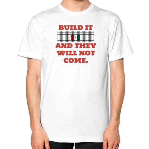 "Donald Trump for President - ""BUILD IT"" Men's T-Shirt - The Trump Outlet - 1"