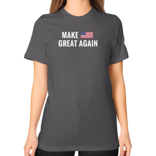 Make America Great Again Women's T-Shirt - The Trump Outlet - 1