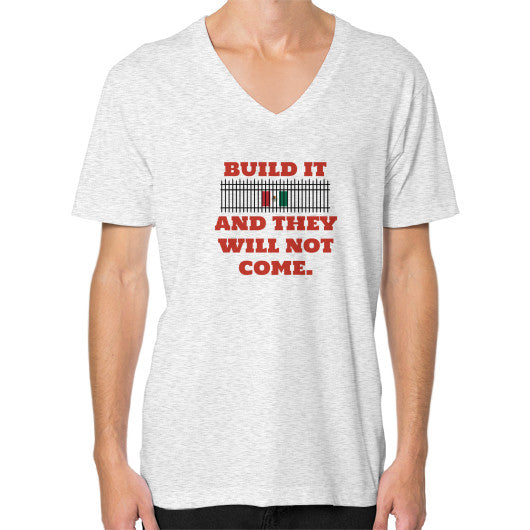 BUILD IT Men's V-Neck - The Trump Outlet - 2