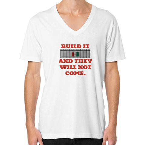 BUILD IT Men's V-Neck - The Trump Outlet - 1