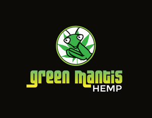 Green Mantis Hemp logo