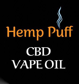 Hemp Puff - CBD Vape Oil Cartridge