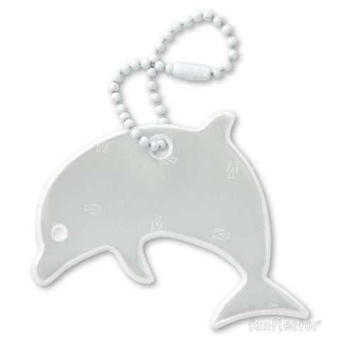 Dolphin safety reflector by funflector