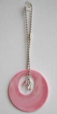 "Reflective Purse Charm ""Hope"" - funflector1"