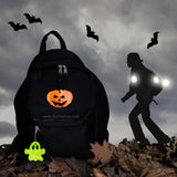 Halloween safety reflectors for kids, backpacks and jackets
