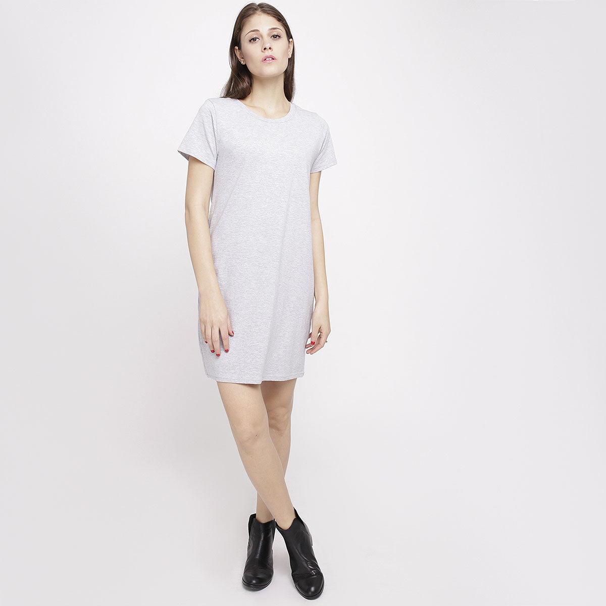 Grey Teena Dress