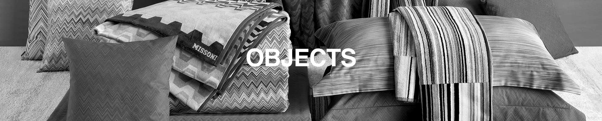 objects category missoni home