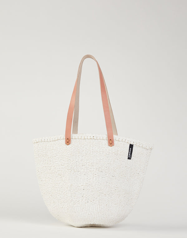 White Kiondo Bag