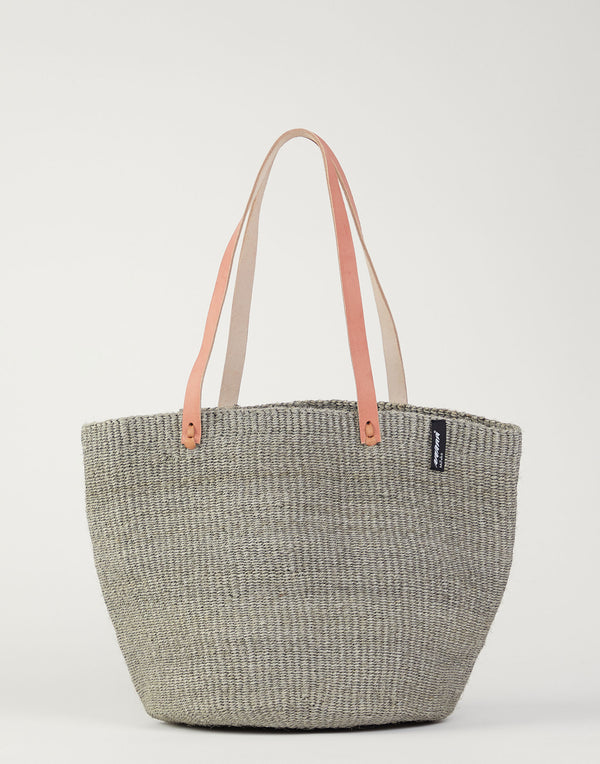 Large Grey Kiondo Bag