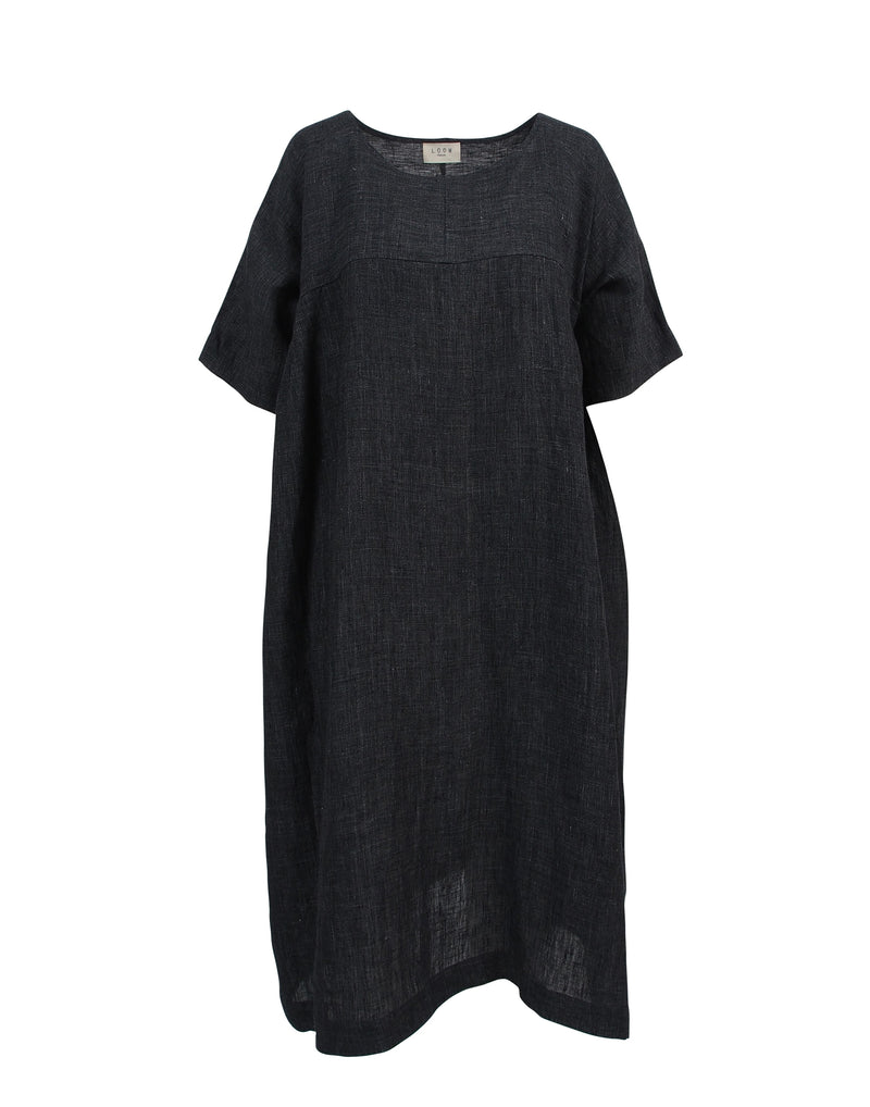 loom-lifestyle-charcoal-grey-loose-linen-dress.jpeg
