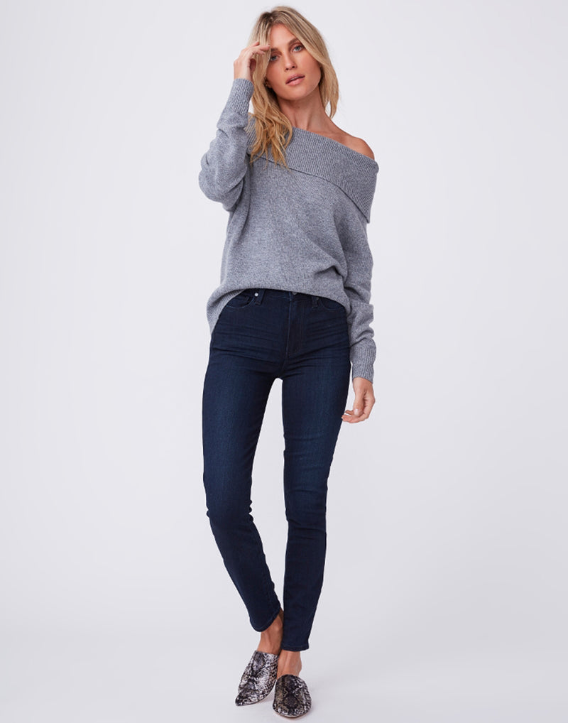 Romantic Margot High Rise Skinny Ankle Jeans