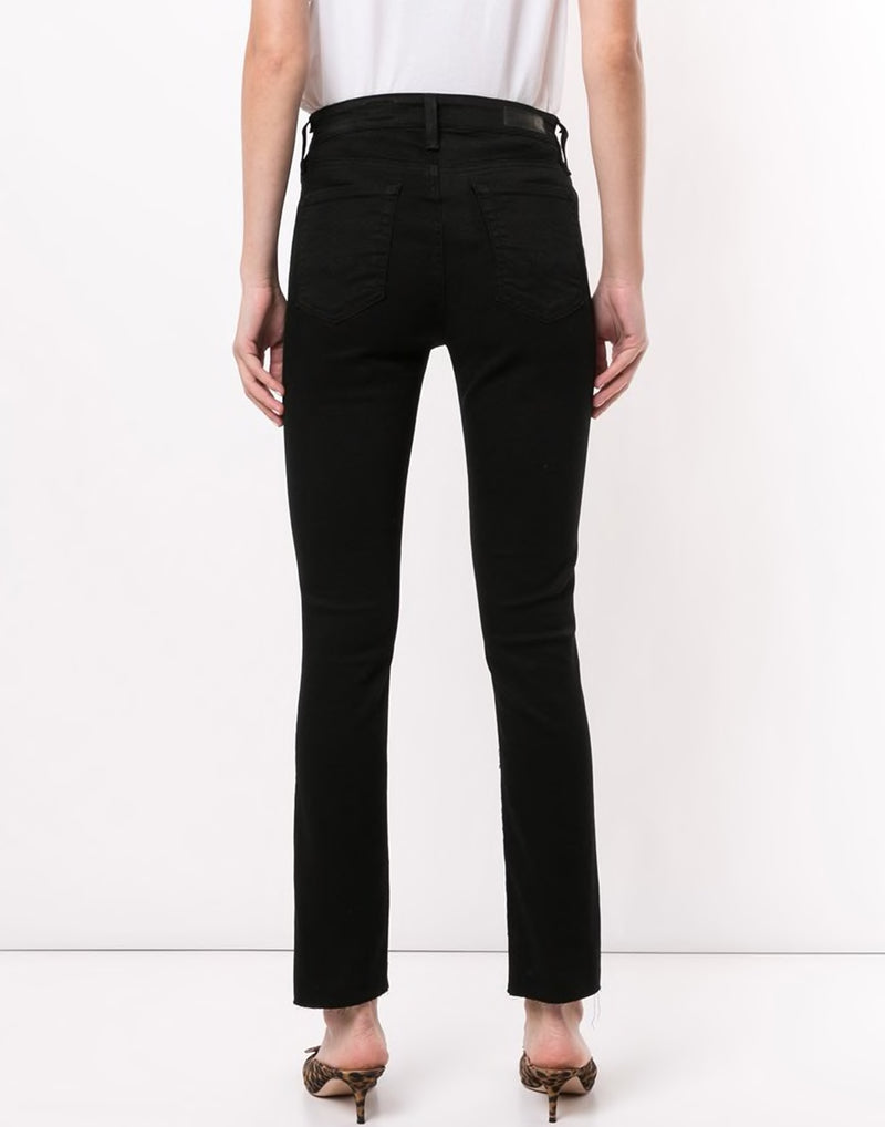Encounter Mari High-Rise Straight Leg Jeans