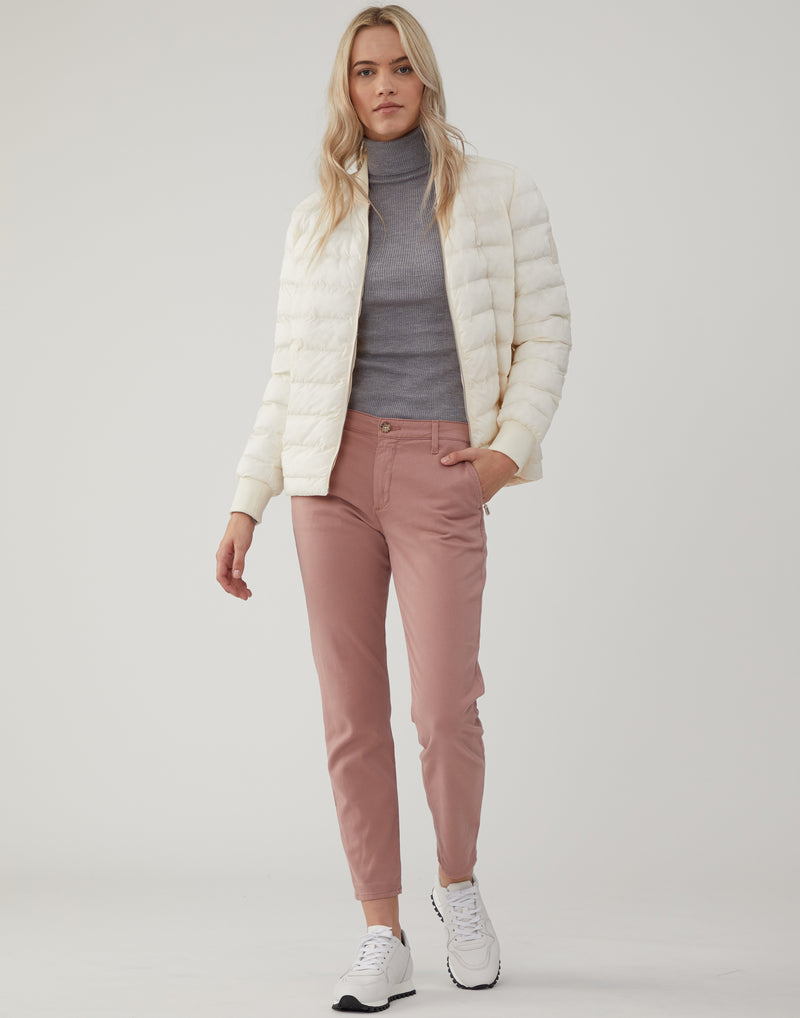 The French Rose Caden Chino Trousers
