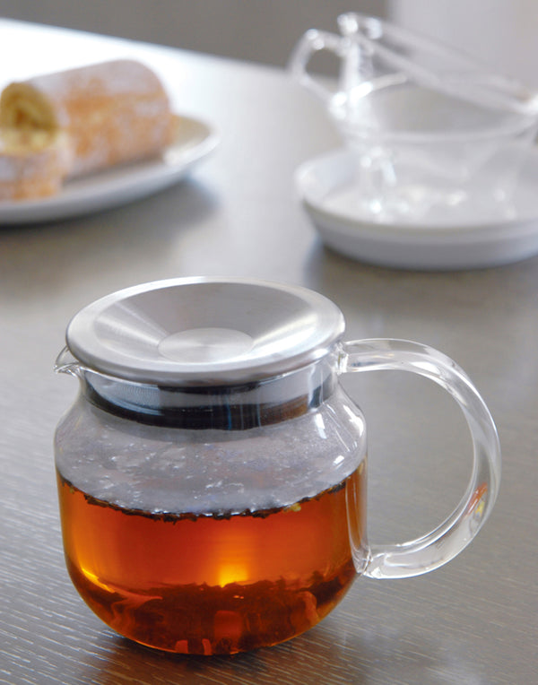 One Touch Tea Pot 450ml