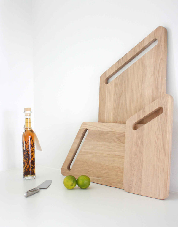 Large Klippa Oak Board 60cm