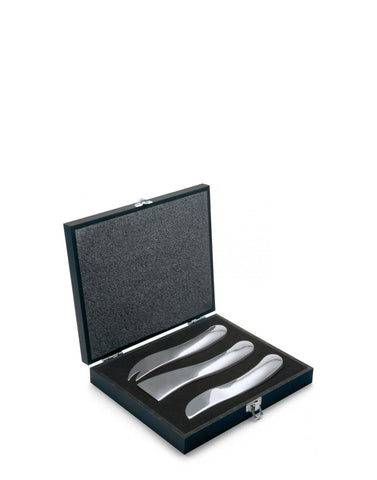 Making Waves Cheese Knives Set of 3