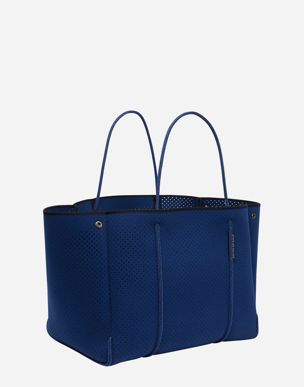 Navy Escape Tote