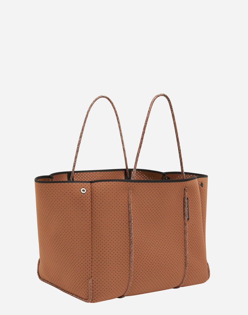 Saddle Brown Escape Tote