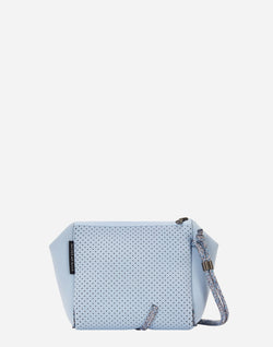 Baby Blue Festival Mini Crossbody Bag