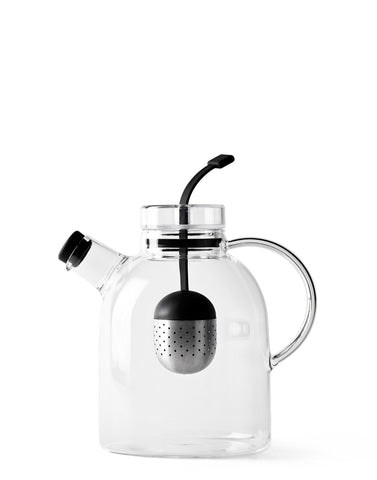 Kettle Glass Teapot 0.75L