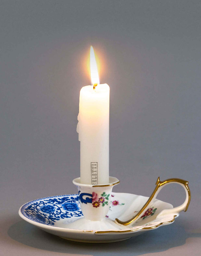 Hybrid Laudomia Candle Holder