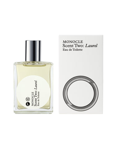 Monocle Scent Two: Laurel 50ml Eau de Toilette