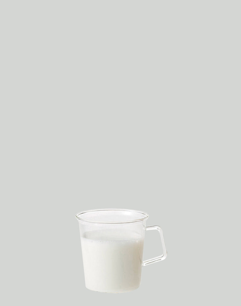 Cast Glass Milk Pitcher 50ml