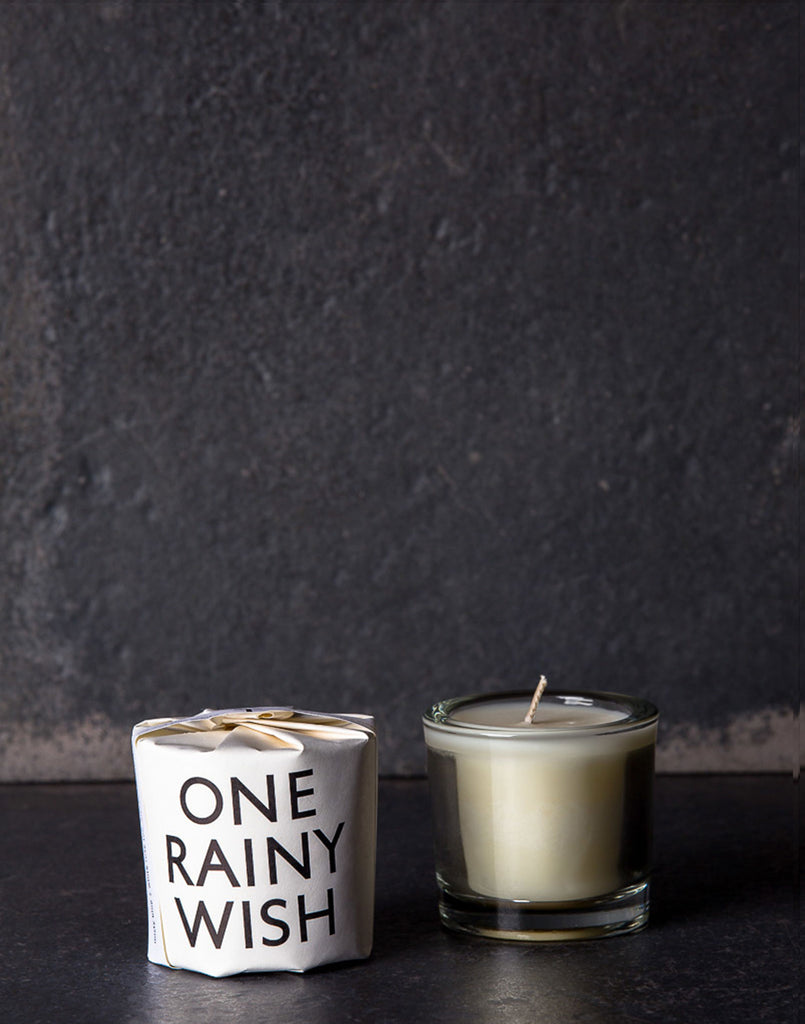 55g One Rainy Wish Candle